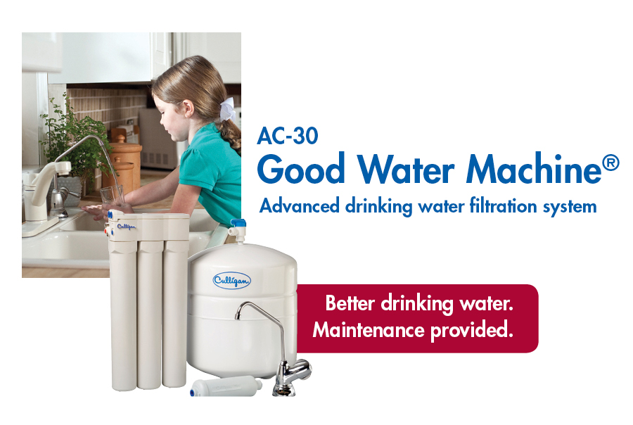 Drinking Water Filters Amp Reverse Osmosis Ro Culligan Wi